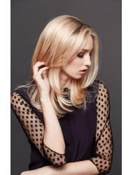 Luxery Lace D- Перука от естествена коса