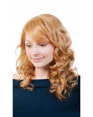 Перука от 100% естествена коса- Вики
