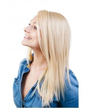 Перука от дълга, естествена коса София