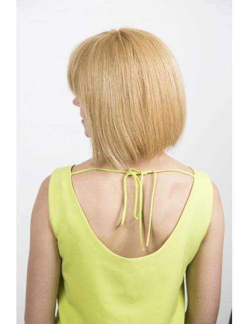 Перука от естествена коса Мадлен