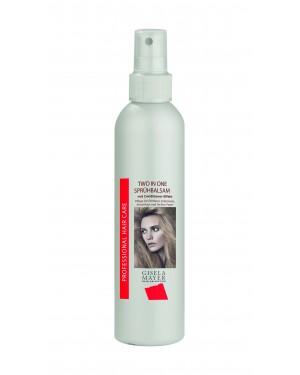 Спрей балсам 2 в 1 Gisela Mayer за перуки и удължения от естествена коса