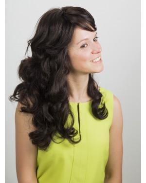 Перука от 100% естествена коса Валери