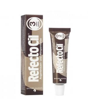 RefectoCil - боя за мигли и вежди- натурално кафява
