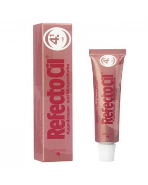 RefectoCil - боя за мигли и вежди- червена