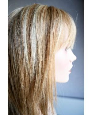 Перука от естествен косъм Виктори