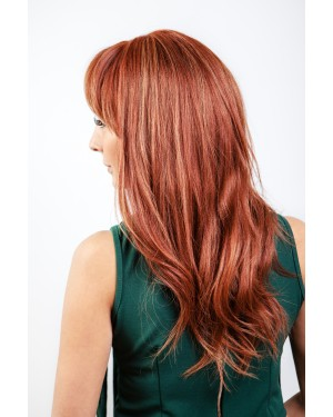 Перука от 100% естествена коса- Глория