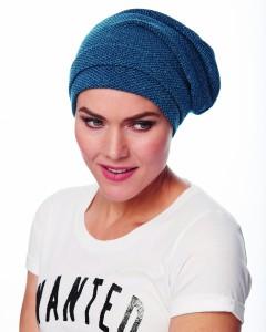 Hiphop плътен тюрбан тип шапка- Gisela Mayer