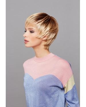 Point Mono Lace  - перука къса коса