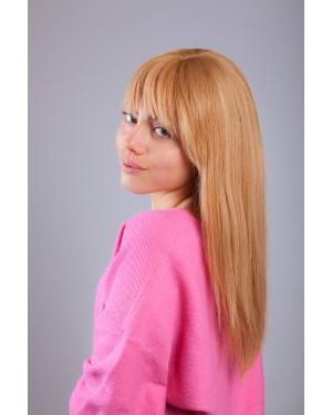 Перука от 100% естествена коса- Валенсия 55см
