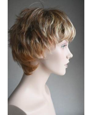 Перука къса коса Gitti Gisela Mayer светла с кичури