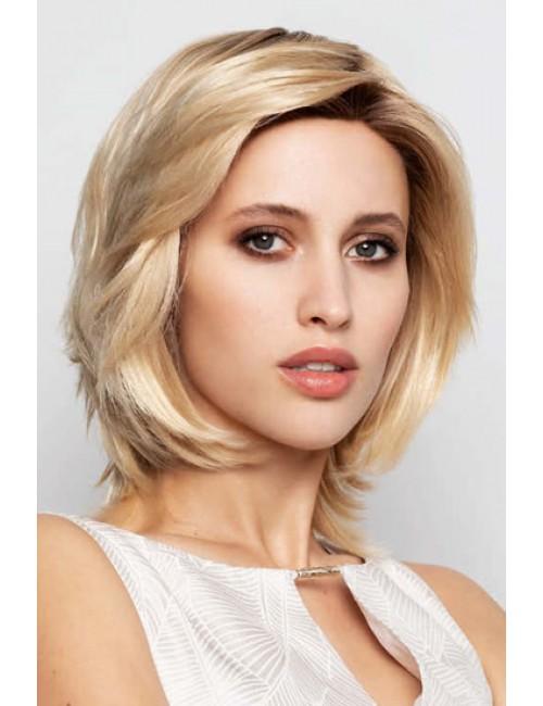 Euro Mix Pearl - луксозна перука от естествена коса