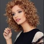Перуки къдрава коса